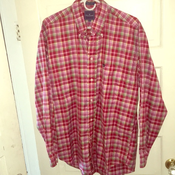 9619e720c945 Faconnable Other - Men s Faconnable plaid shirt. Size large.